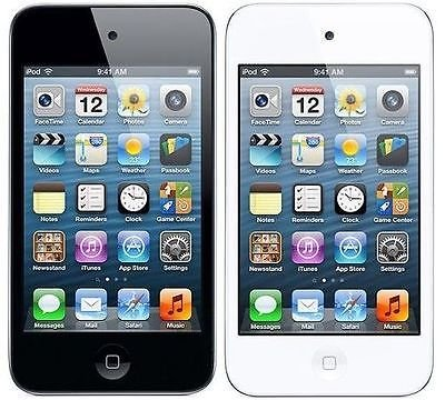 GoodNew For Apple iPod touch 8GB (4th Generation) With Box Packaging (White)