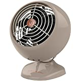 Vornado VFAN Mini Classic Personal Vintage Air Circulator Fan, Taupe