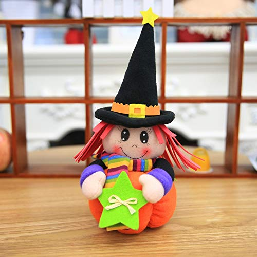 Wall of Dragon Halloween Decorating Desktop Witch Doll Ball Shop Hotel Gift Ornament ren Toys Home Decoration