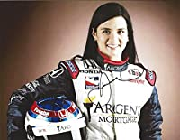 AUTOGRAPHED 2005 Danica Patrick #16 Argent Mortgage Racing INDY CAR ROOKIE (Media Day Helmet Pose) Signed Collectible Picture NASCAR 9X11 Inch Glossy Photo with COA from Trackside Autographs