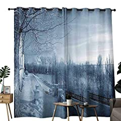 100% PolyesterMULTIFUNCTIONCurtains is delicately designed, allowing you to decorate your windows with great styles,Protect your furniture, floors and walls from the sun.Featuring vibrant colored pattern, this eye soothing curtain can match i...