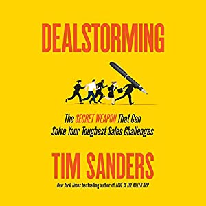 Dealstorming Audiobook