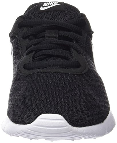 Nike Boy's Tanjun (PS) Running Shoes (1 Little Kid M, Black/White/White) by Nike (Image #4)