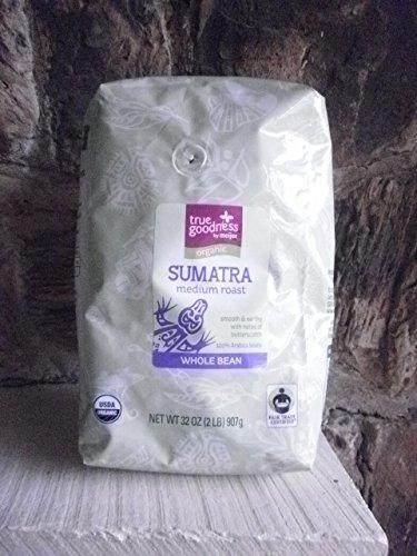 true-goodness-organic-sumatra-medium-roast-whole-bean-coffee-2lb