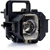 BORYLI ELPLP49 Home Cinema Replacement Projector Lamp with Housing for Epson Projector Lamp Bulb