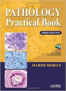 Book Pathology Practical Book