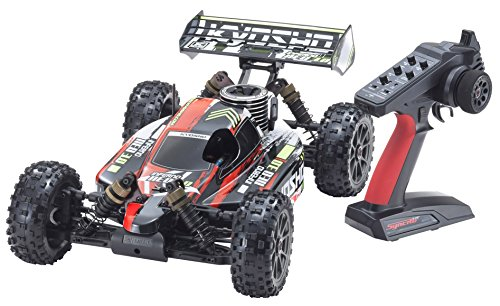 - Kyosho Inferno NEO 3.0 ReadySet Nitro Racing Buggy
