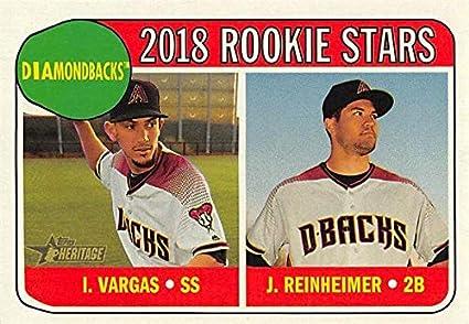 I Vargas and J Reinheimer