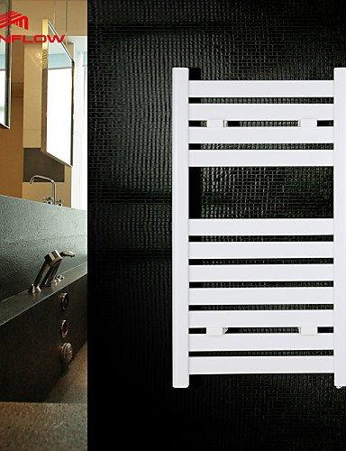 800X450 secador de toallas radiador, montado estante de toalla, Metal estante de toalla AF-DE: Amazon.es: Hogar