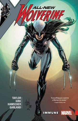 All-New Wolverine Vol. 4: Immune PDF