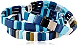 Baja East Women's Set of 3 Bracelets in Blue, One Size