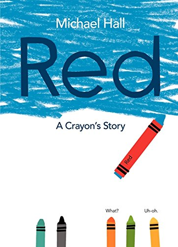 Red: A Crayon's Story _LGBTQIA+ Books_ Bored Teachers