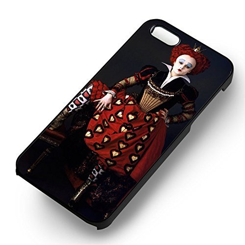 Alice In Wonderland Helena pour Coque Iphone 6 et Coque Iphone 6s Case (Noir Boîtier en plastique dur) A1D0SR