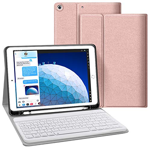 JUQITECH iPad Keyboard Case 10.5