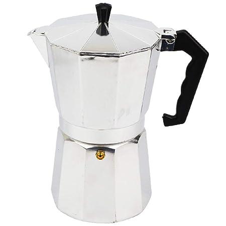 SYSWJ Cafetera Espresso Coffee Pots Maker Moka Espresso Cup ...