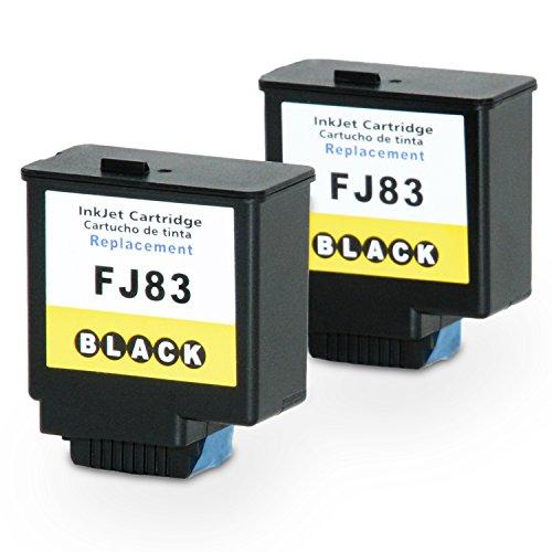 2x Tintenpatrone für Olivetti FJ-83 B0797 Fax-LAB 650 680