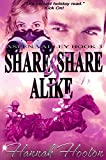 Book Cover for Share and Share Alike (A Racing Romance) (Aspen Valley Book 3)