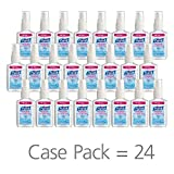 PURELL Advanced Hand Sanitizer, Refreshing Gel, 2 fl oz Sanitizer Portable,Travel Sized Pump Bottles (Case of 24) – 9606-24