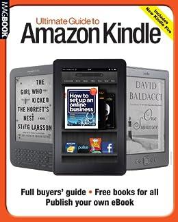 Amazon Com Ultimate Guide To Amazon Kindle Ebook Magbooks