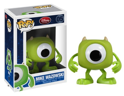 Funko POP Disney Mike Series 1 (Disney Funko Monsters Inc compare prices)