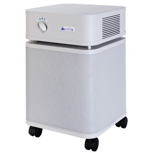 Austin Air B402C1 Standard Bedroom Machine Air Purifier, White