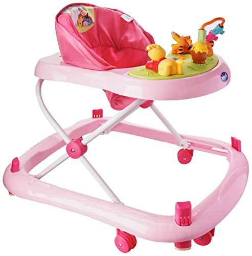 Disney Baby Andadera con Charola Electronica Reis Pooh Girl