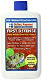 DrTim's Aquatics First Defense Aquarium Stress Relief & Immune Support, Freshwater 8 oz