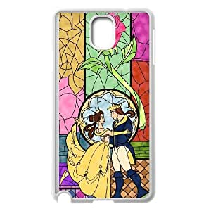 Samsung Galaxy Note 3 Phone Case White Beauty and the Beast The Enchanted Christmas MN6604346