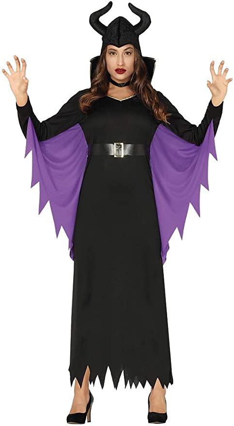 FIESTAS GUIRCA Disfraz de Vampiro draficiana Mujer maléfica ...