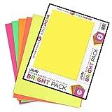 Ucreate 614 Neon Poster Board, 11