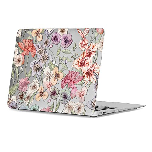 GMYLE Soft Touch Crystal Print Macbook