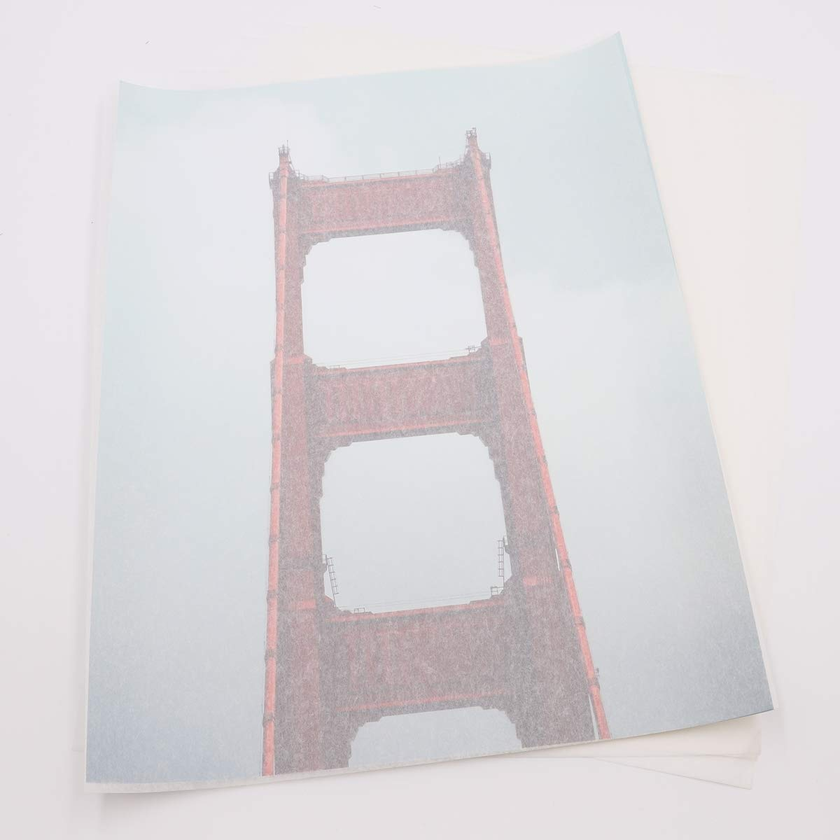 Pack of 100 Document Size 11x14 Tissue to Separate Prints Artwork Lithographs Drawings Lineco Unbuffered Acid-Free Interleaving Tissue Paper Protects Artifacts and More. Paper