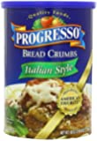 Progresso Italian Style Bread Crumbs, 40-Ounce (Pack of 3)