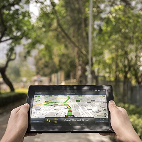 [3 Bonus item] Simbans TangoTab 10 Inch Tablet 2GB RAM + 32GB Disk Android 7.0 Nougat, 10.1 Inch IPS screen, Quad Core, HDMI, 2 + 5 MP Camera, GPS, WiFi, USB, Bluetooth - 2018 Edition PC Computer by Simbans (Image #6)
