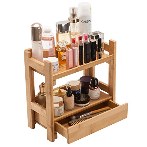 Gobam Makeup Organizer Holder Cosmetic Storage Bathroom