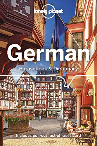 Lonely Planet German Phrasebook & Dictionary...