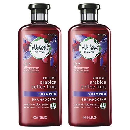Herbal Essences Bio:renew Arabica Coffee Fruit Shampoo, 13.5 Fl Oz (Pack of 2)