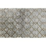 Bashian GREENWICH HG265 Collection Hand Tufted Wool  amp; Viscose Area Rug, 7.9 #39; x 9.9 #39;, Sla