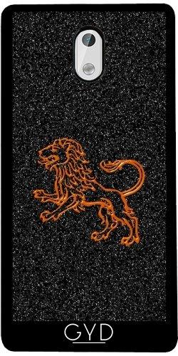 Funda de silicona para Nokia 3 - Leo Zodiaco by hera56