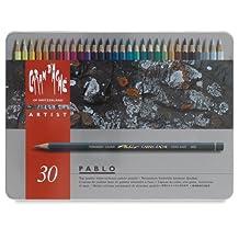 Caran d'Ache Pablo 0666-330 30 color set (japan import)