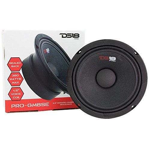 DS18 PRO GM6SE 6 5 Inch Midrange Speaker