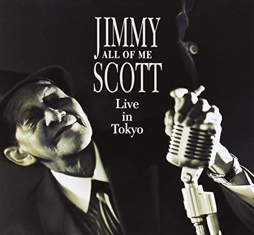 ALL OF ME - LIVE IN TOKYO: JIMMY SCOTT: Amazon.es: Música
