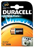 Duracell(R) 3-Volt Photo Batteries, Pack Of 2
