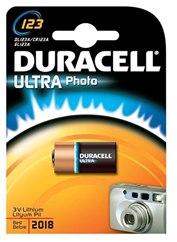 Duracell(R) 3-Volt Photo Batteries, Pack Of 2 by Duracell