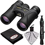 Nikon Prostaff 7S 8x30 ATB Waterproof/Fogproof Binoculars with Case + Cleaning + Accessory Kit
