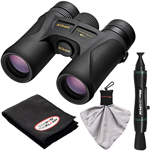 Nikon Prostaff 7S 8×30 ATB Waterproof/Fogproof Binoculars with Case + Cleaning + Accessory Kit For Sale