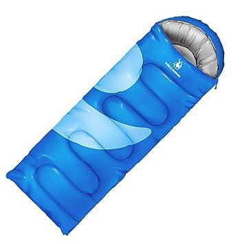 Saco Dormir Ultraligero Saco Dormir Tipo Momia 210 * 73CM Ligero Y Resistente Al Agua, para Adultos Equipo De Campamento, Viajes Y Aire Libre: Amazon.es: ...