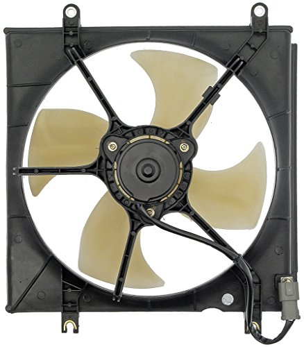 01 Honda Crv Radiator - Dorman 620-230 Radiator Fan Assembly