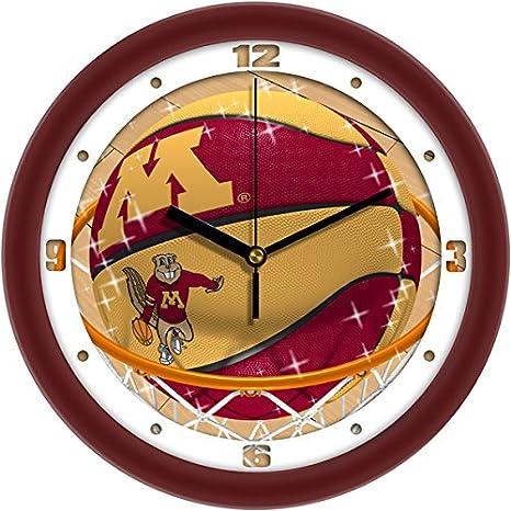 SunTime Slam Dunk Wall Clock