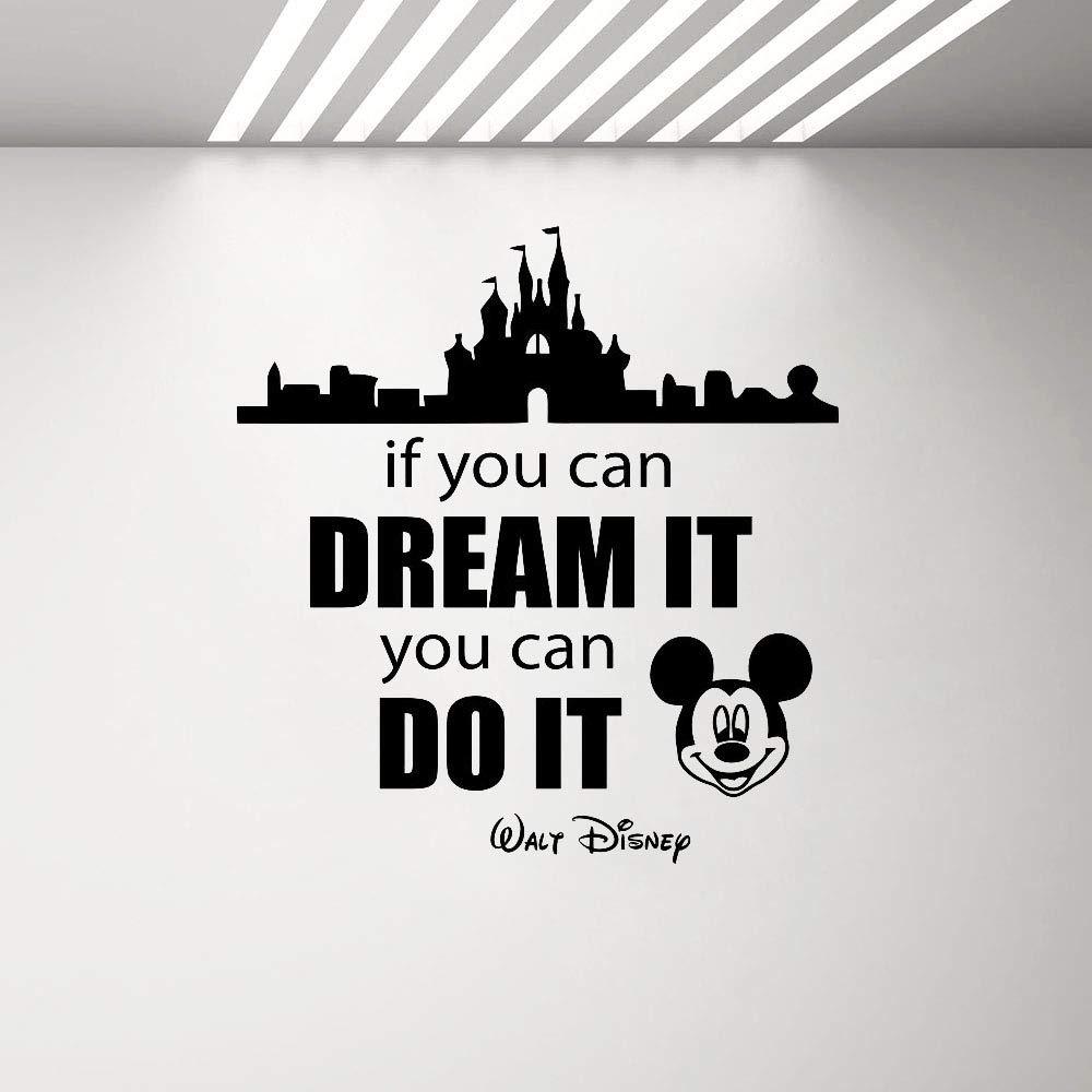 etiqueta de la pared Mickey Mouse Etiqueta de La Pared Calcomanía ...
